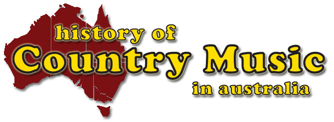 History of Country Music in Australia